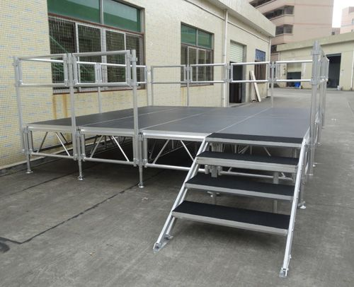 portable stage on sale