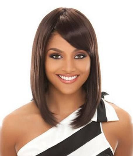 Hairstyles For Black Permed Hair Medium Length : 29 best weave it and rock images on pinterest