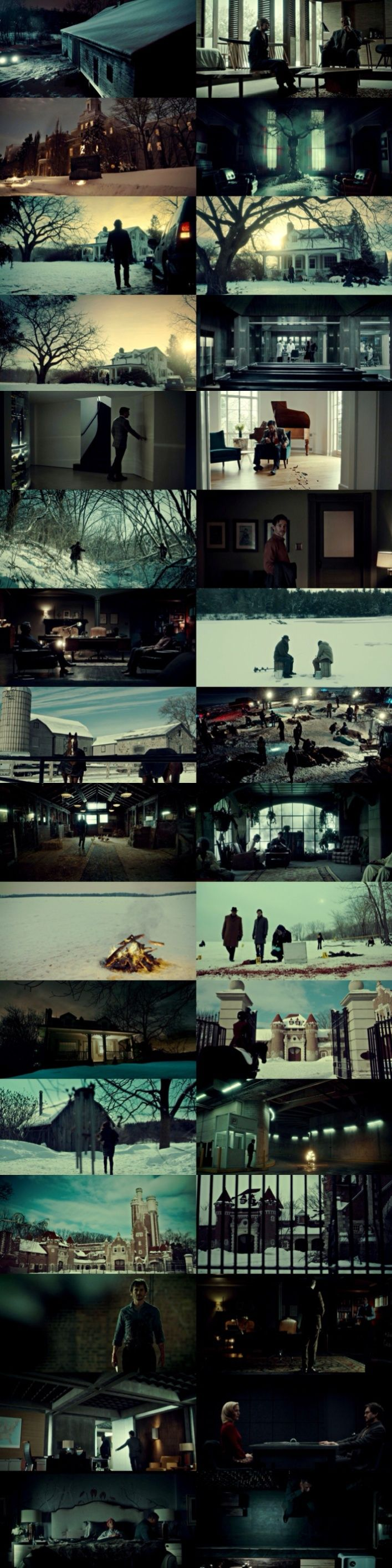 Hannibal Season 2 + Wide Shots (Part 2)