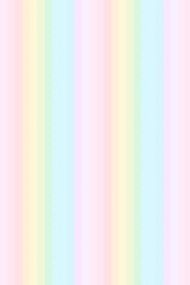 #Rainbow #Stripes / Download more #Pastel #iPhone #Wallpapers and #Backgrounds…