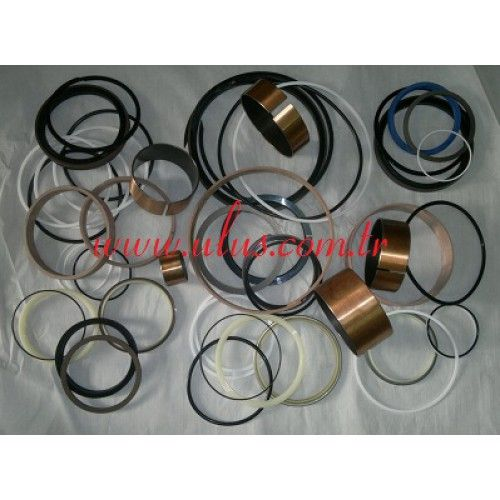 Constructions Machinery Spare Parts, Hydraulic cylinder seal kits