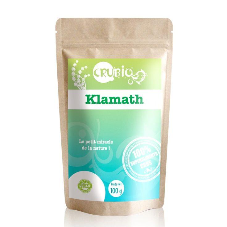L'algue de régénération par excellence, l'algue #Klamath est l'idéal pour le bien être générale car elle est d'une richesse extreme. merci #CRUBIO.