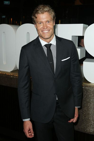 Dr. Chris Brown at the 65th Logie Awards