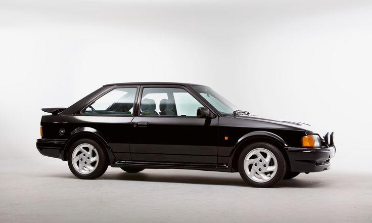 1991 FORD ESCORT RS TURBO