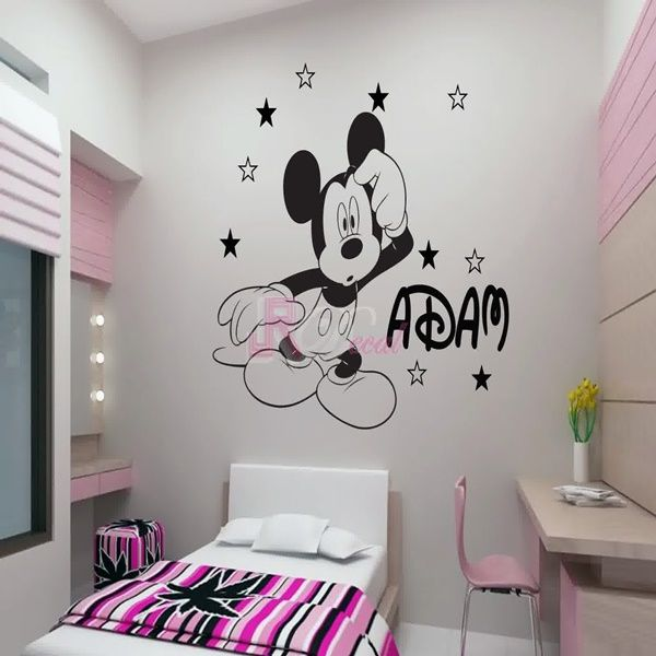 40 Easy Wall Painting Designs Bedroom Wall Paint Wall Painting