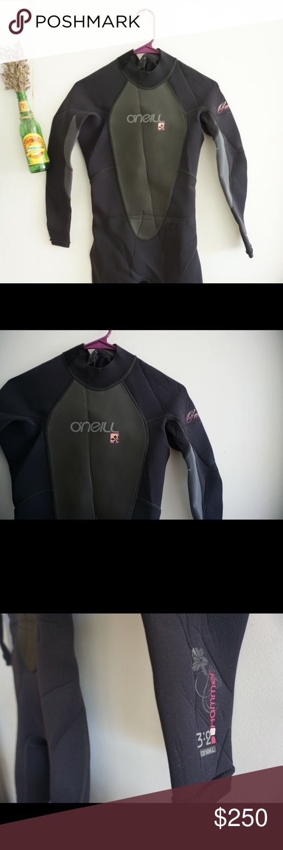 O'Neill full length wetsuit Full length black O'Neill wetsuit O'Neill Swim