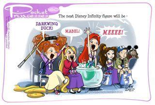 Pocket Princesses 144: Welcome HomePlease reblog, do not rep... | My Junk Drawer | Bloglovin'