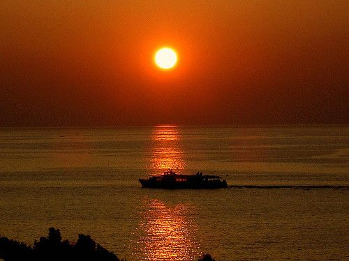 Paros sunset #Greece