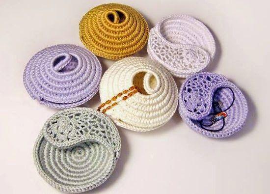 Cuenco yin yang paisley crochet de tiendas - Patrones Crochet