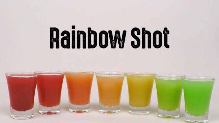 cover-drink-Rainbow-Shot-grenadine-suco-laranja-vodka-curacau-blue-rum-orgulho-gay-Drinkeros