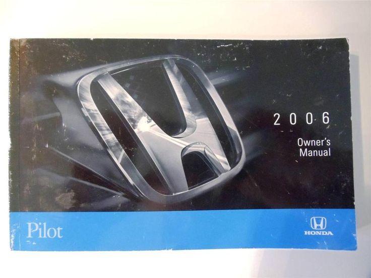 honda pilot 2006 cd player