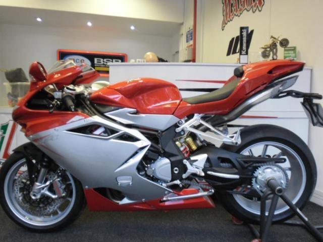 MV Agusta F4 R Bike