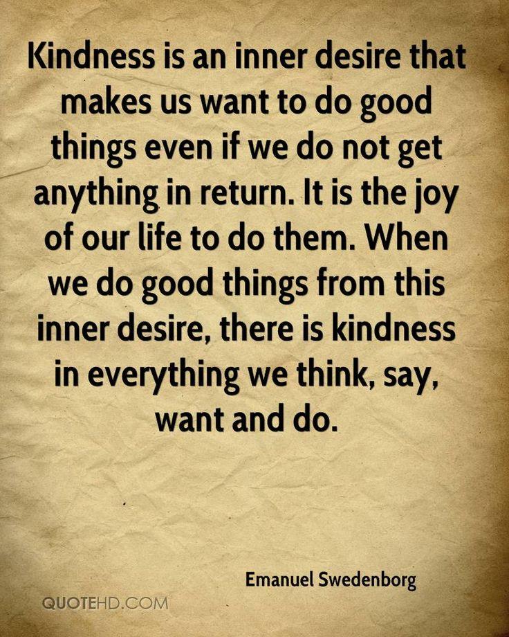 Emanuel Swedenborg #kindness #emanuelswedenborg #life