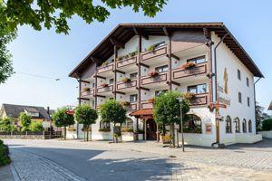 mit dem Link - geht´s in die neuen Hotelzimmer zum virtuellen Rundgang - im Antoniuishof Bayerischer Wald