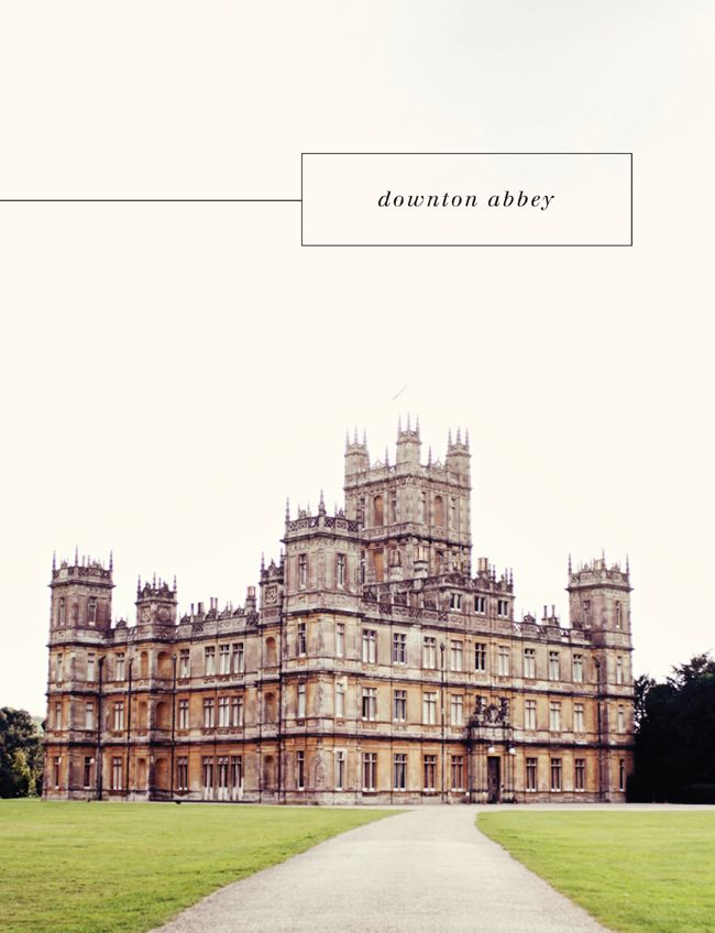 Today I wanted to share some images of Downton Abbey  with you guys from our trip to England! When I learned you could actually visit the...