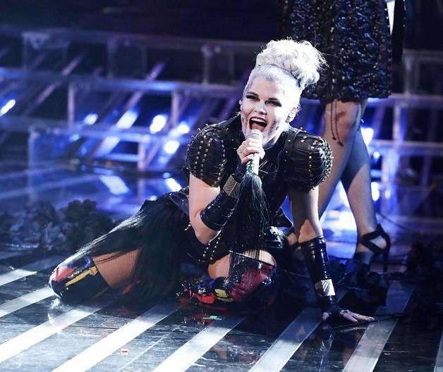 Saara Aalto esitti viime viikonloppuna Lady Gagan Bad Romancen ja selvitti heittämällä tiensä jatkoon X Factor -kisassa.
