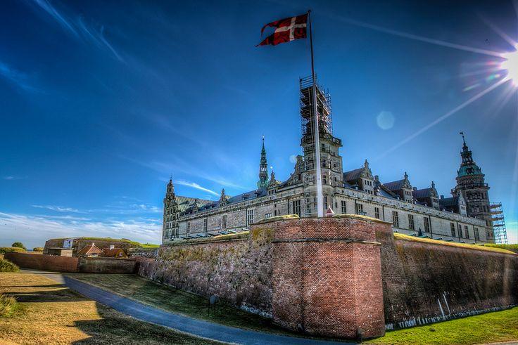 Kronborg, Elsingnor, Denmark | Flickr - Photo Sharing!