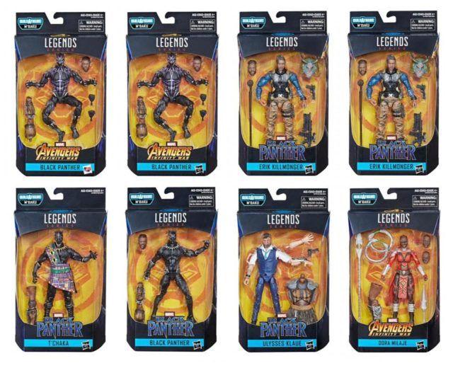 MARVEL LEGENDS SERIES 12 pouces Black Panther Action Figure