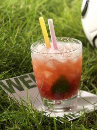 Erdbeer Caipi - Fruchtiger alkoholfreier Sommercocktail. Die beste Erfrischung an heißen Tagen!