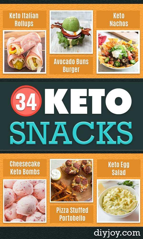 34 Keto Snacks For A Low Carb Diet Keto Snacks