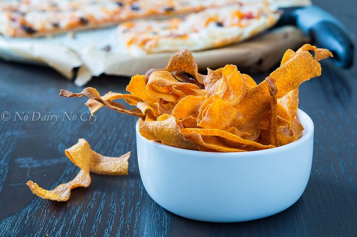 Squash Chips - On the blog. http://bit.ly/1WTlzhu
