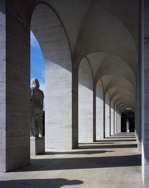 """Designed in 1937 by architects Guerrini, La Padula and Romano, Palazzo della Civiltà Italiana is considered one of the icons of Italian rationalist architecture."