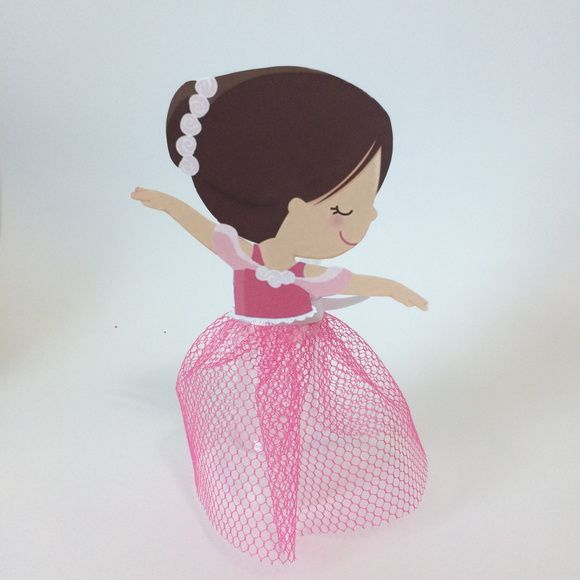 Artesanato Brasileiro No Exterior ~ 1000+ ideias sobre Tubete Bailarina no Pinterest