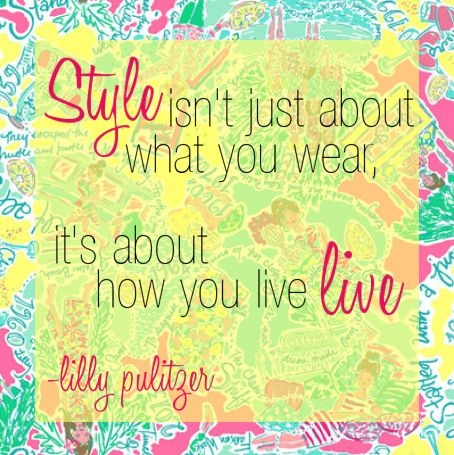 lilly pulitzer quotes http://soanthro.com/2013/04/08/the-queen-of-prep/