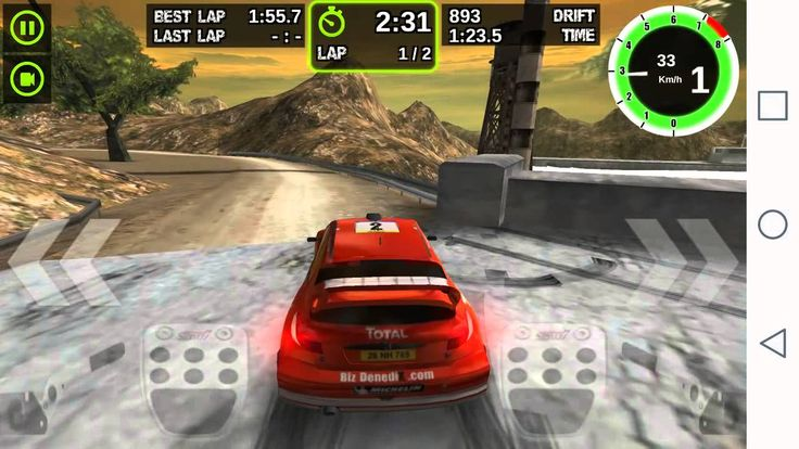 Rally Racer Dirt E11 2 Laps: 3:55:10/3:55:00 Fail Android Game  Let's play : Rally Racer Dirt by sbkgames Rally Racer Dirt is a drift based rally game and not a traffic racer. Drive with hill climb asphalt drift and real dirt drift. Rally with drift together. This category redefined with Rally Racer Dirt. Rally Racer Dirt introduces best realistic and stunning controls for a rally game. Have fun with drifty and realistic tuned physics with detailed graphics vehicles and racing tracks. Be a…