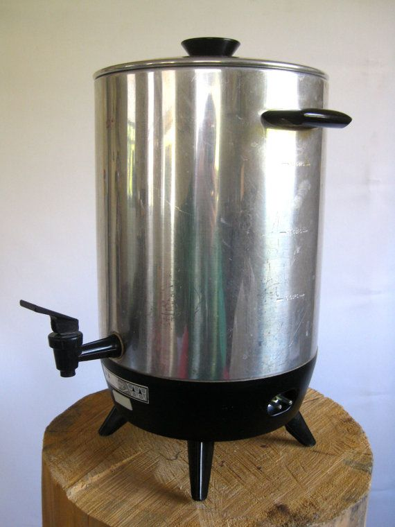 Automatic Electric Coffee Maker : 1000+ images about 30 Cup Coffee Maker on Pinterest
