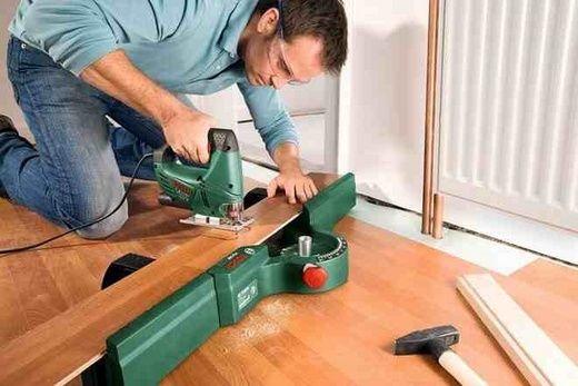 How to install #laminate flooring!