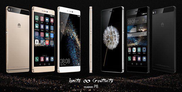 Huawei P8 este disponibil la precomandă în oferta Orange România – Preț și detalii abonament: