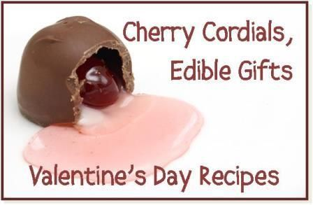 Pin121 Tweet Share +1 Share Stumble You can make cherry cordials with a lovely liquid center! If you prefer a creamy center, leave out the invertase in the recipe below. When I was young I thought Chocolate Covered Cherries were my Daddy's favorite candy. So, as I started making my own money (babysitting, yard work, […]