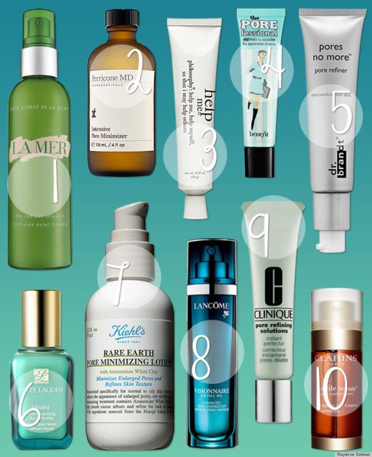 Beste Porenminimierer: Die Top 10 Produkte zum Abdecken der sichtbaren Poren