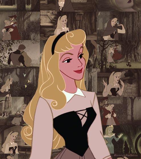 disneysduchess:    Disney Princesses in chronological order#3 Sleeping Beauty/Briar Rose- Sleeping Beauty (1959)