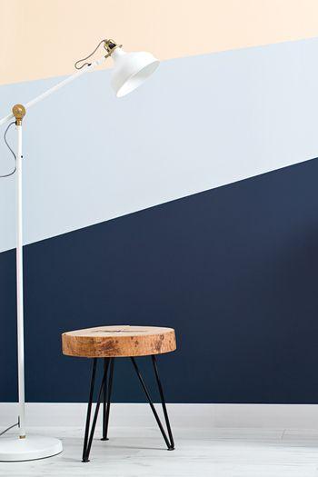 Dekoracja w salonie - paleta Clay, Tikkurila Color Now 2017