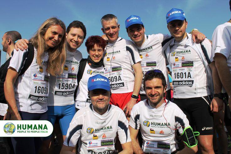 Anche quest'anno, HUMANA partecipa alla Milano Marathon. Il prossimo 12 aprile, Milano sarà invasa da corridori di tutta Italia... ma non solo! Cerchiamo #volontari per accogliere i partecipanti, per fare il tifo lungo il percorso e per animare l'arrivo dei runners di HUMANA... insomma, abbiamo bisogno di te!   Contattaci: volontariato@humanaitalia.org!  #milanomarathon #marathon #maratona #staffetta #volontariato