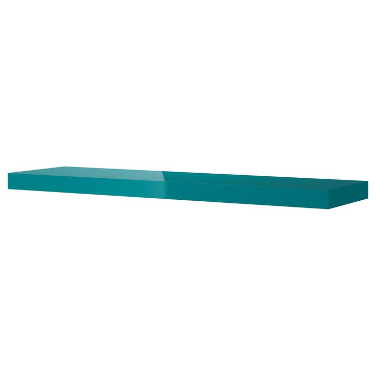 lack tag re murale brillant turquoise ikea