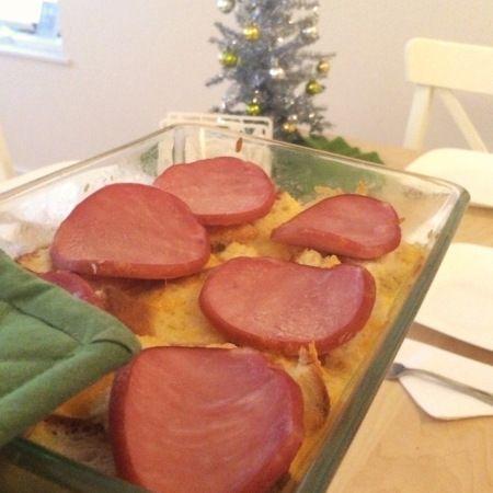 Gluten Free Christmas MorningStrata