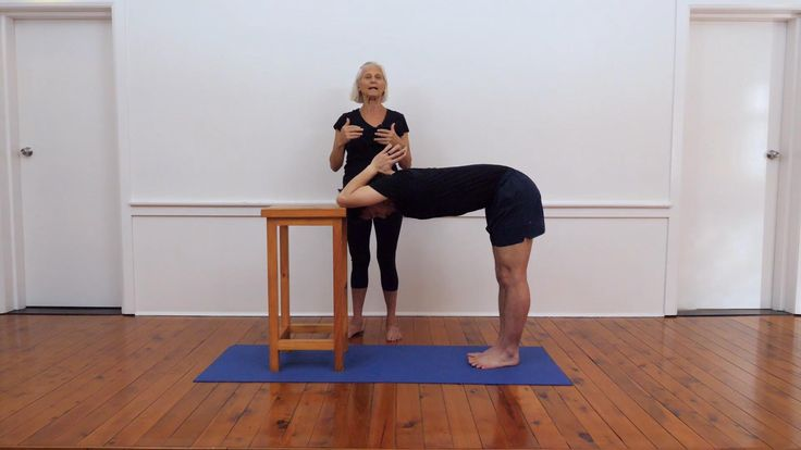 Deep sequence for release of stiff neck and upper back