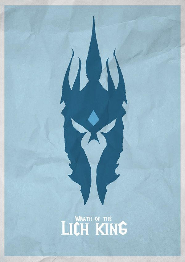 Wrath of the Lich King #Poster