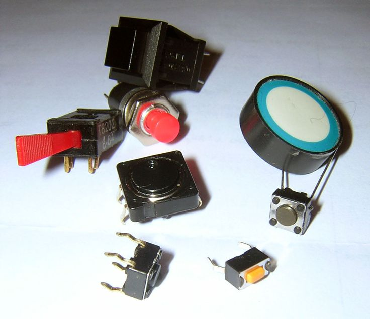 Just a Moment Tactile switches (a specific type of momentary switch) are everywhere and they are especially popular on DIY  electronics and microcontr...