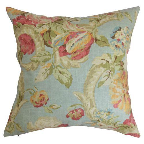 Khorsed Cotton Pillow | Wayfair