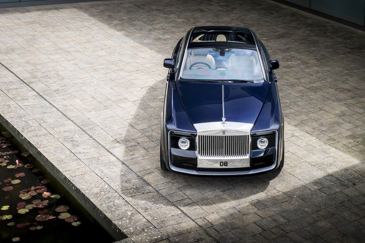 Rolls-Royce Sweptail - The realisation of one customer's coachbuilt dream