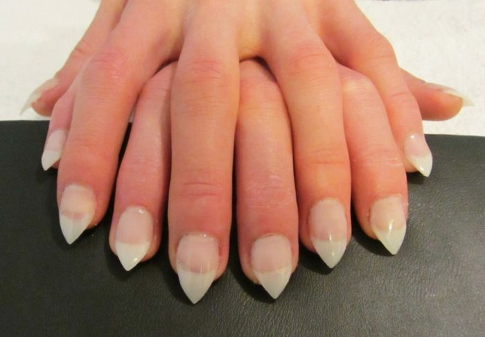 1001 Ideas For Pointy Nails Design And Inspiration With