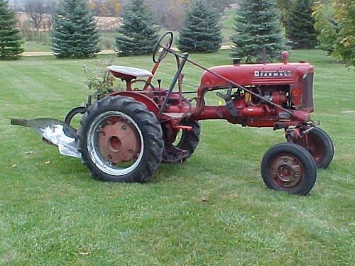 Antique Ih Cub Tractor : Best images about old tractors on pinterest john