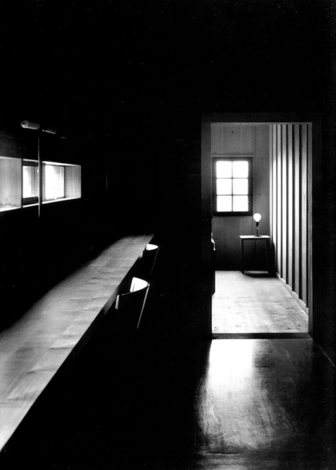17 best images about zumthor gugalun on pinterest photographs haus and built ins. Black Bedroom Furniture Sets. Home Design Ideas