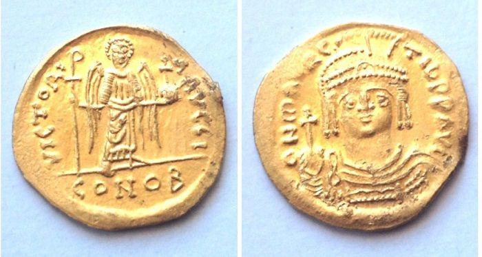 Monete Bizantine - Monete di Valore