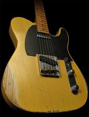 Fender Telecaster - Grandmother of all guitars.