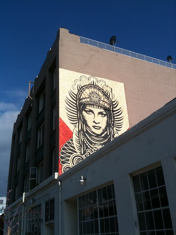 Obey, Los Angeles